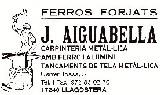 Ferros Forjats Josep Aiguabella