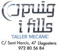 Taller Mecànic Joan Puig i Fills